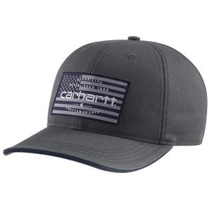 Carhartt Men's American Flag Cap 103524
